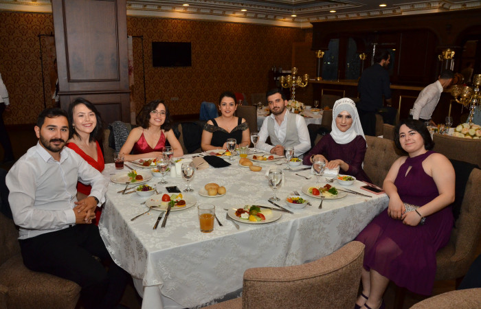 Kocaeli University English Language Teaching Faculty Graduation - 11.05.2018