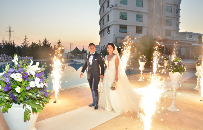 Selin & Fırat Hızal Wedding - 21.07.2018