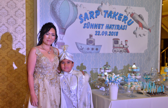 Sarp Takeru Sunnah Wedding - 22.09.2018