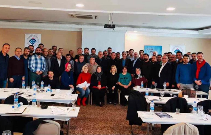 ISMMMD Association Board of Directors and District Presidents Consultation Camp 14-15.12.2018