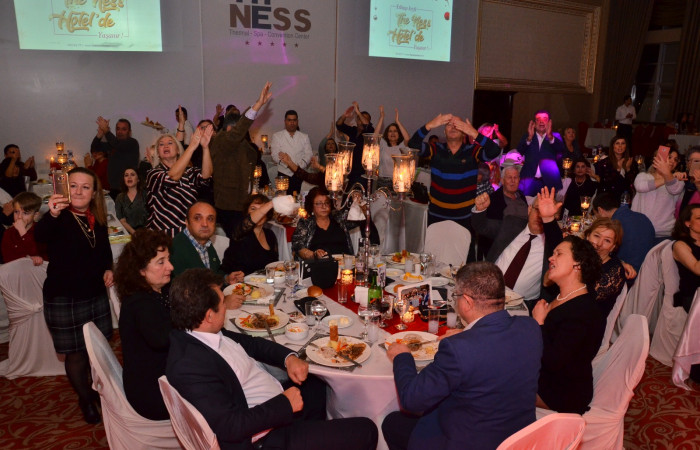 The Ness Hotel  New Year's Program - 2019