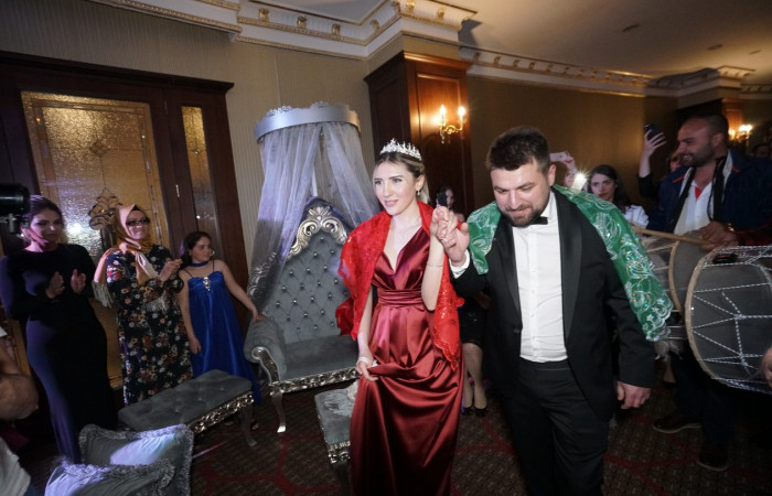 Nisa&Tolga Canvar Wedding - Kına Daveti 05.04.2019