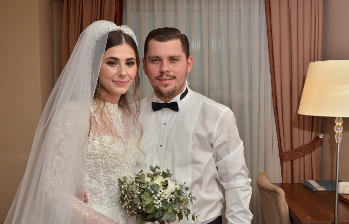 Nurdan & Tunç Kuş Wedding 06.04.2019
